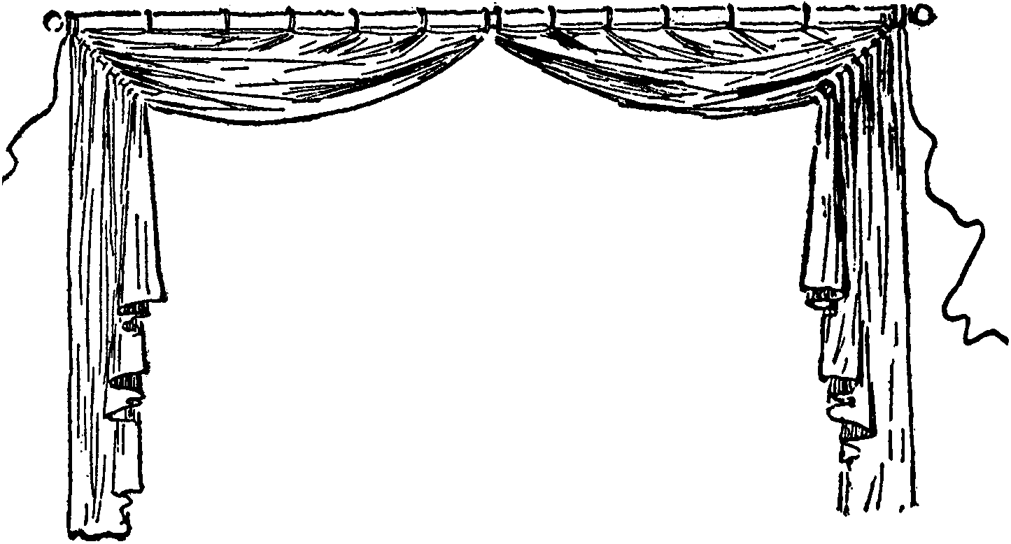 Curtain Drawing · When The Center Player Succeeds In Getting Into A Corner,  ...