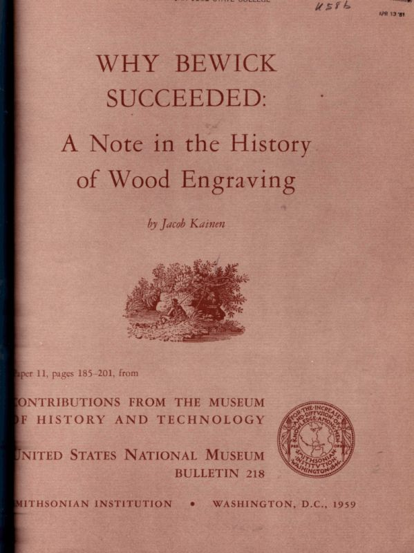 The Project Gutenberg eBook of Why Bewick Succeeded, by