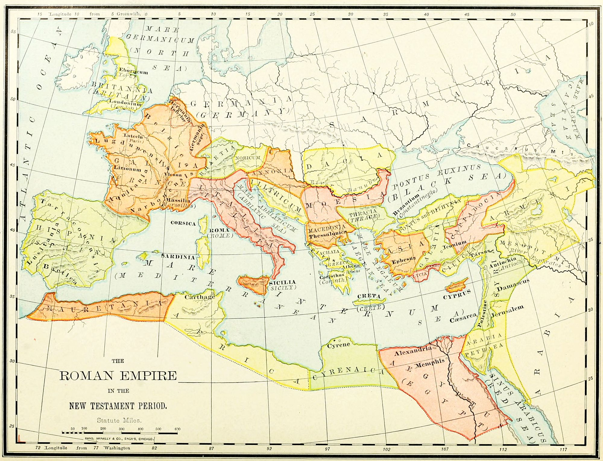 a history of roman empire Ancient rome and the republic [] the foundations of an empire [] according to literature, rome was founded in 753 bc by the twins named romulus and remus.