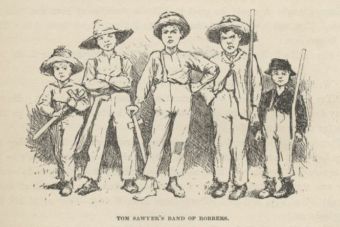 the theme of conflict between society and the individual in the adventures of huckleberry finn by ma Start studying us history learn vocabulary, terms, and more with flashcards, games, and other study tools.
